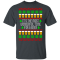 It's The Most Wonderful Time For A Beer Ugly Christmas T-Shirt