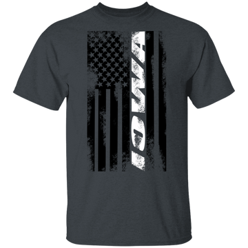 Iowa American Flag T-Shirt