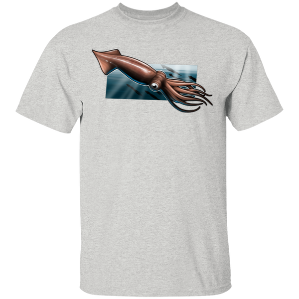 Giant Squid Saltwater T-Shirt