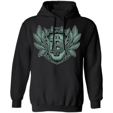 Dollar Bitcoin Hodl Cryptocurrency BTC Pullover Hoodie