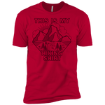 Boys' This Is My Hiking Shirt Nature Camping T-Shirt