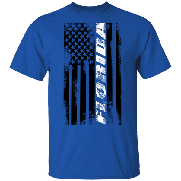 Florida American Flag T-Shirt