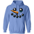 Snowman Ugly Christmas Pullover Hoodie