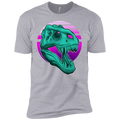 Boys' T-Rex Retro 80's T-Shirt