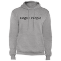 Dogs > People Pullover Hoodie