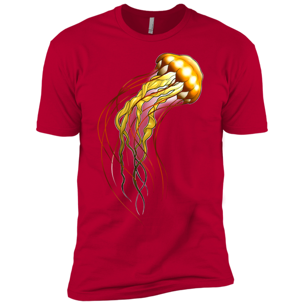 Boys' Jellyfish Sea Jellies Saltwater Cotton T-Shirt