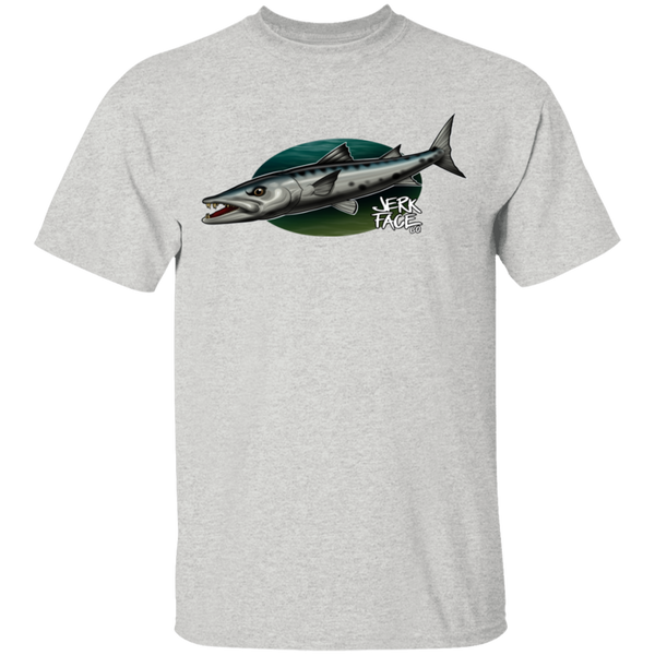 Great Barracuda Saltwater Ray-finned Fish T-Shirt