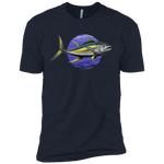 Boys' Yellowfin Tuna Saltwater Fish Cotton T-Shirt