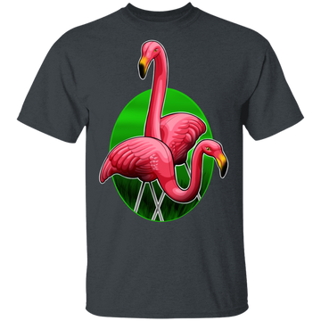 Flamingos Hanging Out T-Shirt