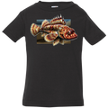 Infant Sculpin Saltwater Fish Jersey T-Shirt