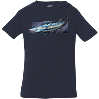 Infant Wahoo Ono Saltwater Fish Jersey T-Shirt