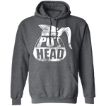 Pot Head Funny Coffee Pullover Hoodie