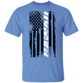 Hawaii American Flag T-Shirt