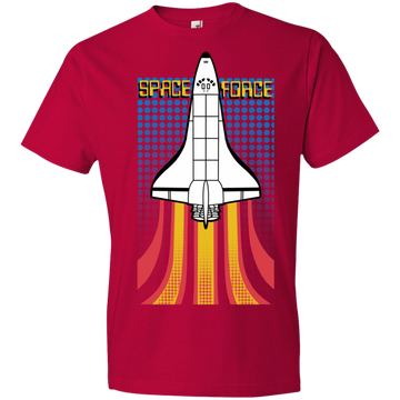 Youth Space Force Retro 80s Lightweight T-Shirt