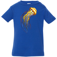 Infant Jellyfish Sea Jellies Saltwater Jersey T-Shirt