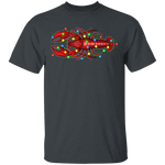 Lobster Merry Christmas Saltwater T-Shirt