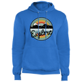 Explore Mountains Nature Camping Pullover Hoodie