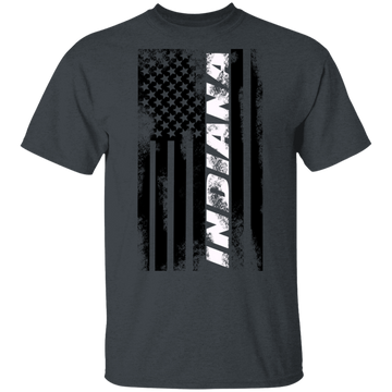 Indiana American Flag T-Shirt