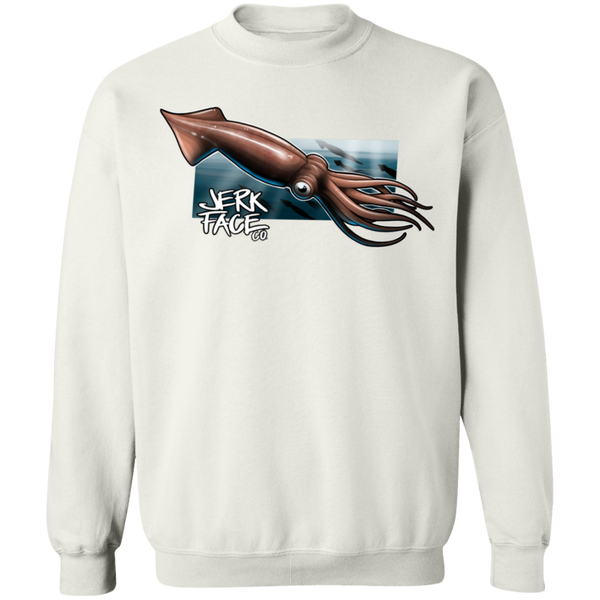 Giant Squid Saltwater Crewneck Sweatshirt