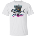 Rooster Fish On The Line Saltwater T-Shirt