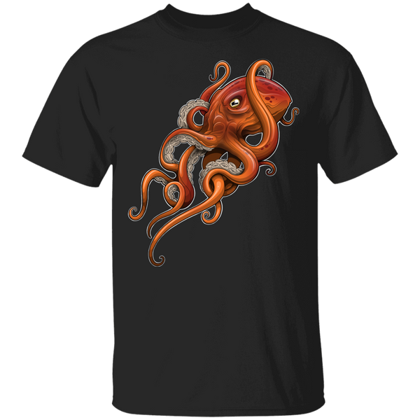 Octopus Saltwater T-Shirt