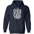 Cold Case Addict Pullover Hoodie
