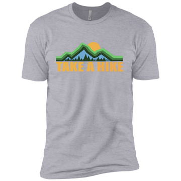 Boys' Take a Hike Camping Hiking Nature T-Shirt