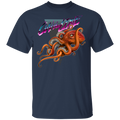 Octopus On The Line Saltwater T-Shirt