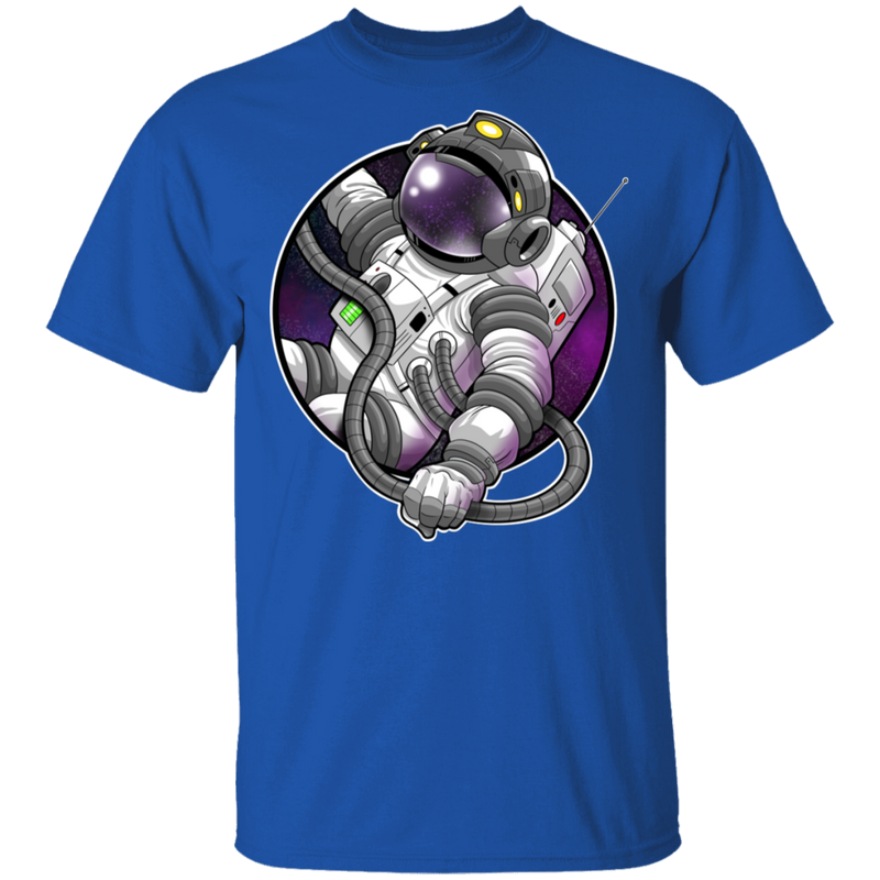 Astronaut Space Explorer Moonwalker T-Shirt