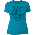 Women's This Is My Camping Shirt T-Shirt