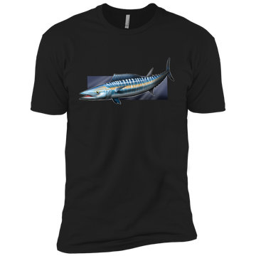 Boys' Wahoo Ono Saltwater Fish Cotton T-Shirt