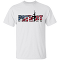 Patriot American Flag Defense T-Shirt