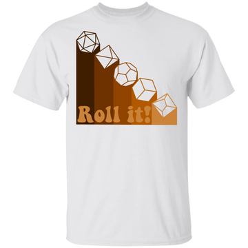 Roll it! Dice T-Shirt
