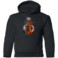 Youth Octopus Sea Treasure Saltwater Pullover Hoodie