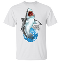 Great White Shark Large Mackerel Shark T-Shirt