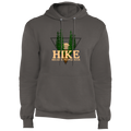 Hike Because People Suck Funny Nature Pullover Hoodie