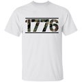 1776 American Camouflage T-Shirt