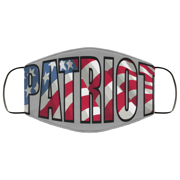 Patriot American Flag Face Mask