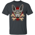 Hairless Cat Crossbones T-Shirt