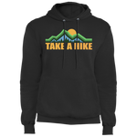 Take a Hike Camping Hiking Nature Premium Pullover Hoodie