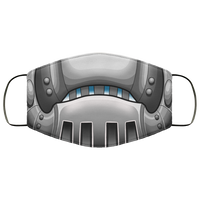 Robot Face Mask