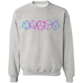 Role Play Dice Crewneck Pullover Sweatshirt