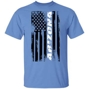 Arizona AZ American Flag T-Shirt