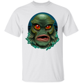 Swamp Creature Halloween Trick or Treat T-Shirt