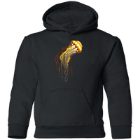 Youth Jellyfish Sea Jellies Saltwater Pullover Hoodie