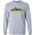Take a Hike Camping Hiking Nature Long Sleeve T-Shirt