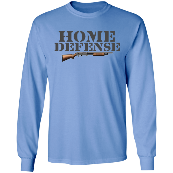 Home Defense Long Sleeve T-Shirt