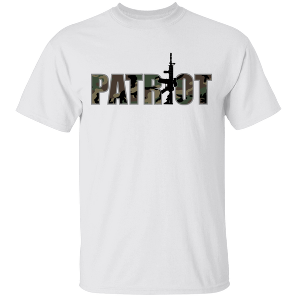 Patriot Camouflage T-Shirt