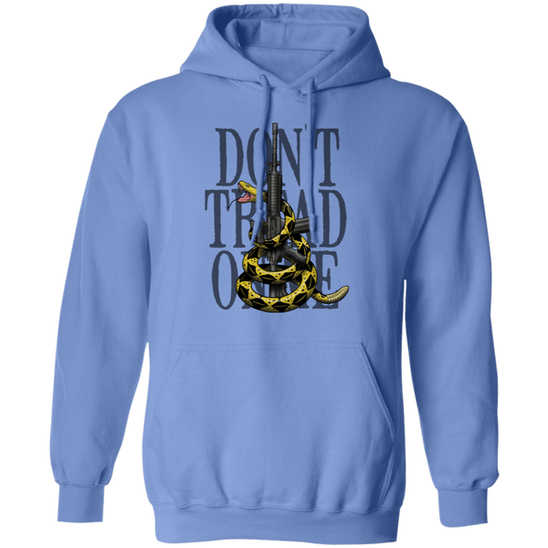 Don't Tread on Me Gadsden Flag Pullover Hoodie