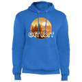 Get Lost in Nature Camping Premium Pullover Hoodie